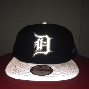 on sale 0d93d f3ea7 New Era Accessories - MEN S MLB DETROIT TIGERS 3M EMBROIDERED 9FIFTY NEW